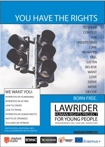 lawriderplakat