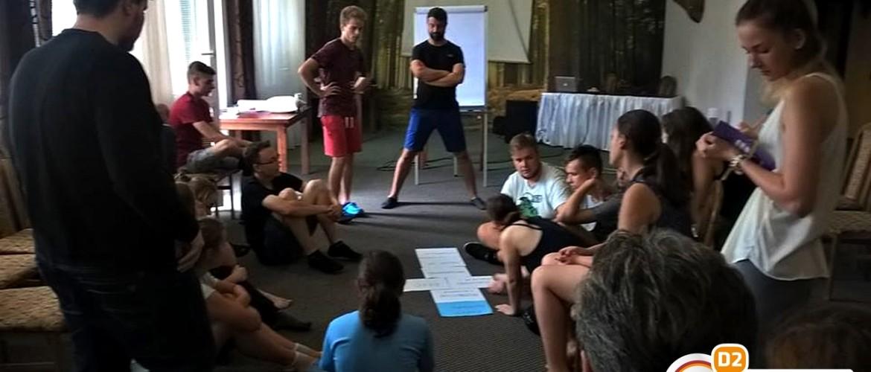 LYCA ifjúsági tréning Szlovákiában